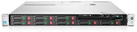 HP Proliant DL360p G8 8 Bays 2.5 Server – 2X Intel Xeon E5-2630 2.3GHz 6 Core – 256GB DDR3 REG Memory – HP P420i 512MB Raid Controller – 2.4TB (4X 600GB 10K SAS SED New HDD) – 2X 750w PSU (Renewed)
