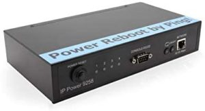 IP Power 9258T Network AC Power Controller w/Ping Reboot