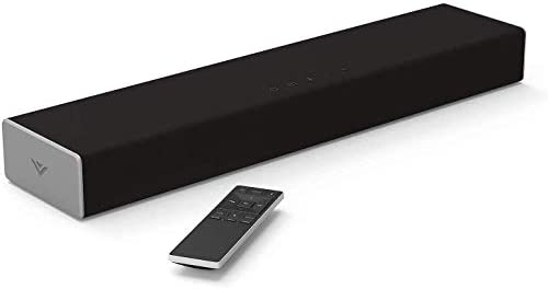 VIZIO 20 inches 2.0 Soundbar System with DTS Virtual:X – SB2020n-G6 (Renewed) (SB2020N-G6-cr)