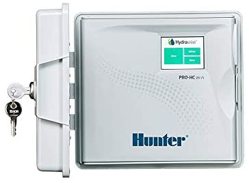 Hunter PRO-HC PHC-2400 24 Zone Outdoor Residential / Professional Grade Wi-Fi Controller With Hydrawise Web-based Software – 24 Station Internet Android iPhone App