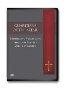 Gaurdians of the Altar DVD-Jesus-Catholic-Honor-Catholic Answers-Altar-Altar Servers-Catholic Saints-Loyalty-The Sacrament-Chivalry-Catholic Prayers-Catholic Sacrments-Fidelity-Catholic Children-Confessions-Holy Eucharist-Catholic Mass-Catholic Catechism