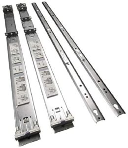 Static Rail Kit for Dell PowerEdge R620 Server (Renewed)