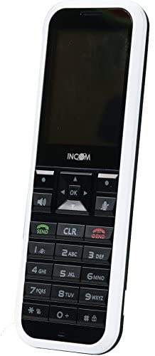 Unidata Incom ICW-1000G Wireless SIP IP Phone – WiFi