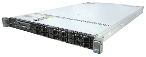 DELL PowerEdge R610 – 2x X5560 2.80GHz Quad Core – 6x 300GB SAS 48GB RAM 2PSU (Renewed)
