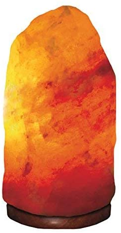 Evolution Salt – Natural Crystal Himalayan Salt Lamp 8-10 lbs