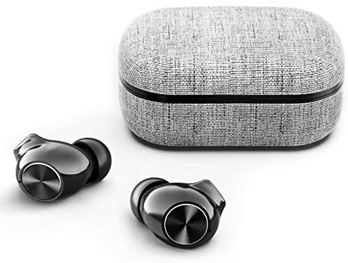 Wireless Earbuds, Bluetooth Earbuds with Microphone, HiFi Sound Quality Headphones, IPX7 Waterproof, Up to 30H Playtime with USB-C Quick Charging Case, for iPhone/Samsung/Android