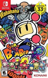 Super Bomberman R – Nintendo Switch