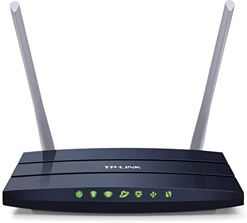 TP-Link Archer AC1200 Reliable Dual-band WiFi Router (C50)(Renewed)