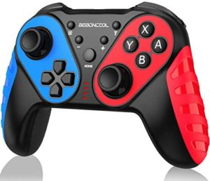 Switch Controller for Nintendo Switch, Replace for Nintendo Switch Controller, Switch Pro Controller Work with Nintendo Switch/Lite, BEBONCOOL Switch Controller with Turbo, Vibration, Motion Functions