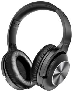 Apollo Active Noise Cancelling Headphones, Fogeek Bluetooth Headphones with Mic Deep Bass Hi-Fi Sound, 30 Hours Playtime, Wireless Headphones for Traveling Mowing Airplane TV PC Cellphone