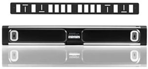 Sonos Playbar Wall Mount Bracket Kit with Mounting Accessories for Sonos Soundbar, Designed in The UK by Soundbass