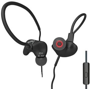 KZ ZS3 Noise Cancelling In-ear Earphone Hifi Comfort Sport In-ear Headset (bright with mic)