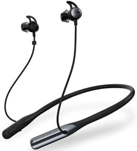 Tuocalo Newest 2020 TL-Q3 Pro Wireless Earbuds, Bluetooth 5.0 Neckband Headphones, IPX7 Waterproof Sport Earphones with Mic,HiFi Stereo, Lightweight, Designed for Gym and Hiking, 9 Hours Playtime