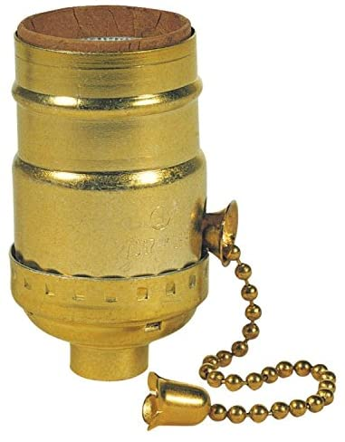 Westinghouse Lighting 7041100 On/Off Pull Chain Socket