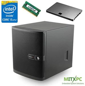 Supermicro SuperServer 5029S-TN2 Intel Core i5-7500 Mini-Tower Server w/ 8GB, 256GB 2.5″ SSD – Configured and Assembled by MITXPC