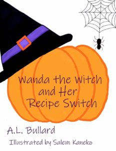 Wanda the Witch and Her Recipe Switch