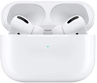 Wireless Earbuds Bluetooth 5.0 Headphones in-Ear CVC8.0 Noise Cancelling HiFi Stereo IPX5 Waterproof Headsets with Fast Charging Case for Apple AirPods Pro iPhone/Android Earphones (A)
