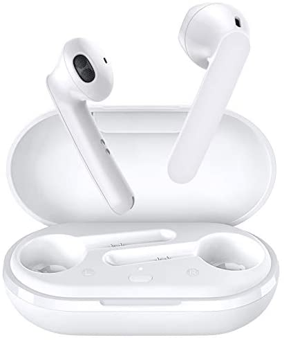 Wireless Earbuds, Letsfit Bluetooth 5.0 Headphones, 30H Playtime Hi-Fi Sound Earbuds Smart Touch Control in-Ear Headset, Waterproof with Built-in Mic Portable Charging Case