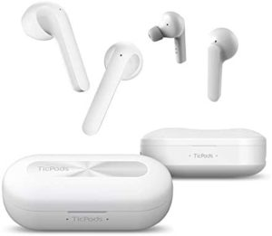 TicPods 2 Pro Plus + TicPods 1 Wireless Earbuds Noise Cancelling Wireless Headphones with Charging case