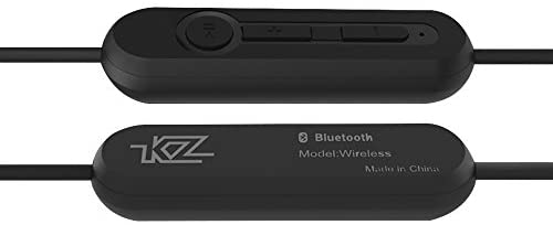 KZ ZS5 Dual Dynamic and Dual Armature 2DD+2BA HiFi in Ear Earphone (ZS5/ZS3 Bluetooth Module)