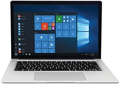 AVITA Clarus 14″ Laptop, Windows 10, Intel Core i5 Processor, 8GB RAM, 128GB SSD Storage, All Metal – (CN6314F551) (Silver)