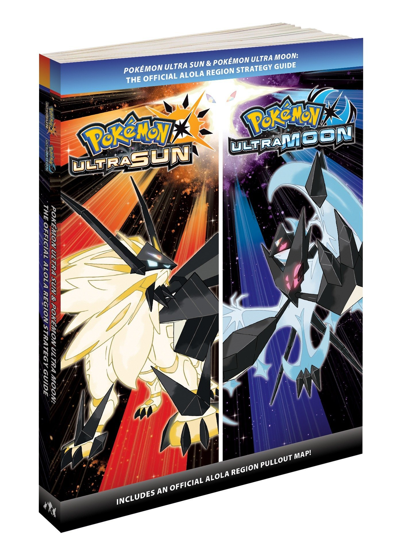 Pokémon Ultra Sun & Pokémon Ultra Moon: The Official Alola Region Strategy Guide (Pokemon (Prima Official Guide/Official Pokedex Guide))