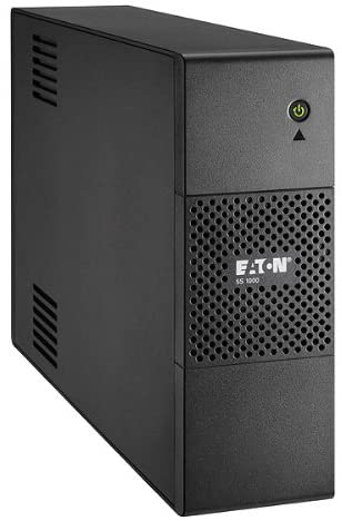 EATON 5S 1000i 1000VA/600W 230V USB Tower Under Monitor 6min Runtime 480W