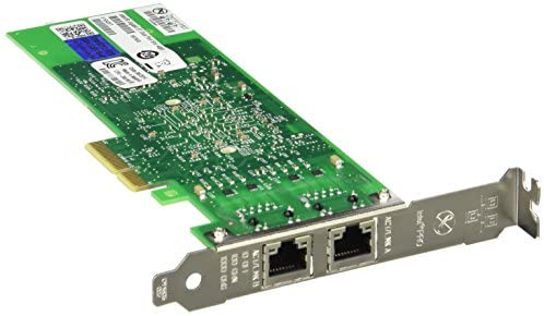 Intel E1G42ET Gigabit ET Dual Port Server Adapter (PCI Express 2.0 x4 Low Profile, Ethernet, Fast Ethernet, Gigabit Ethernet – 10Base-T, 100Base-TX, 1000Base-T, 2 Anschlüsse)