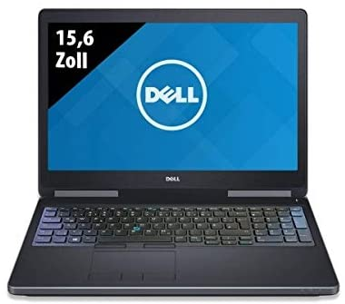 Dell Precision 7510 | Workstation | 15,6 Zoll (1920×1080) | Intel Core i7-6820HQ @ 2,7 GHz | 16GB DDR4 RAM | 512GB SSD | Nvidia Quadro M1000M | Windows 10 Pro (Generalüberholt)