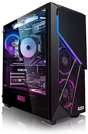 Megaport High End Gaming-PC Intel Core i7-10700K 8X 5.1 GHz Turbo • Nvidia GeForce RTX 3070 8GB • 480 GB SSD • 16GB DDR4 3000 • Windows 10 Home • 1TB • WLAN