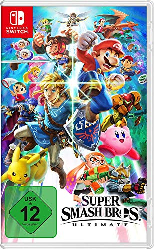 Super Smash Bros. Ultimate – [Nintendo Switch]